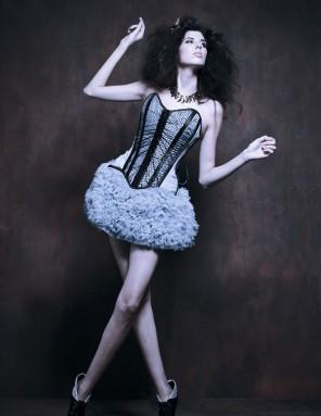 Julian Bern - Paintings Couture