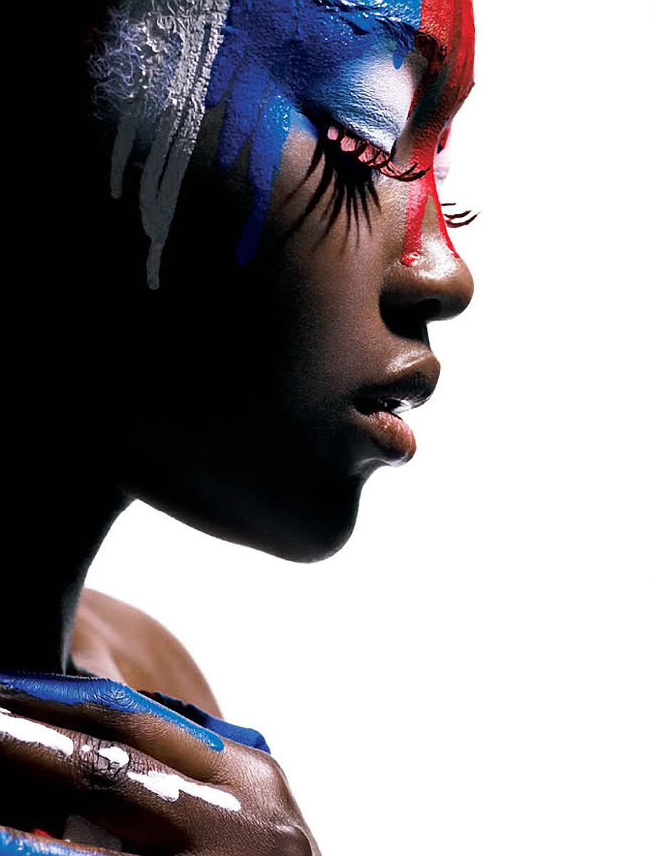 Paul Farrell - Ramona Chmura - hair Gow Tanaka - makeup Andrew Gallimore - stylist Gary Harvey