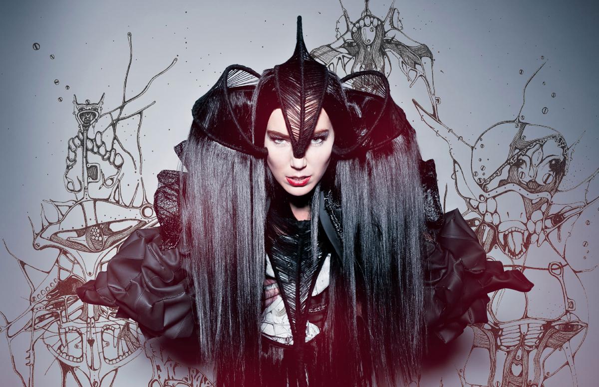 Jacco Breedveld - Marlieke Noord - hair:makeup Yeliz Kaya - stylist:designer Maart Je Dijkstra