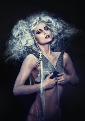 Alf Caruana - Milica Vujic - hair makeup Lizzie Sharp - stylist Shunyata
