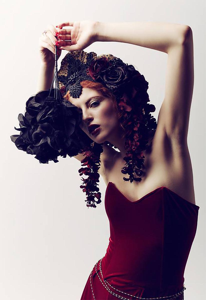 Daniel Jung - Courtlynn Cannan - hair makeup Kat Laskey - stylist Andrea Spratt and Caley Johnson (Miss G Designs)