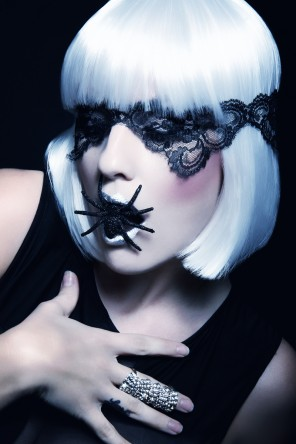 Silke Gabrielle - Heather Doss - stylist by photog and model