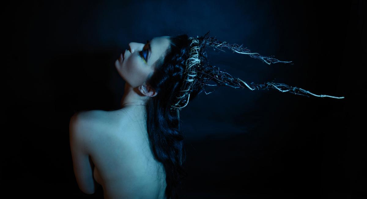 Aleksandra Lauda - Marta Rojszczak - makeup by model