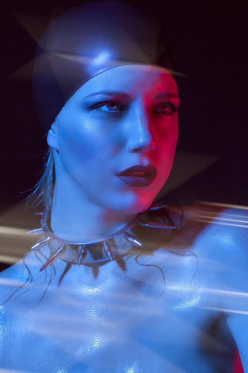 Kavak Agir (Hossein Agir) - Agathe Andrieux - makeup Yoan Perez