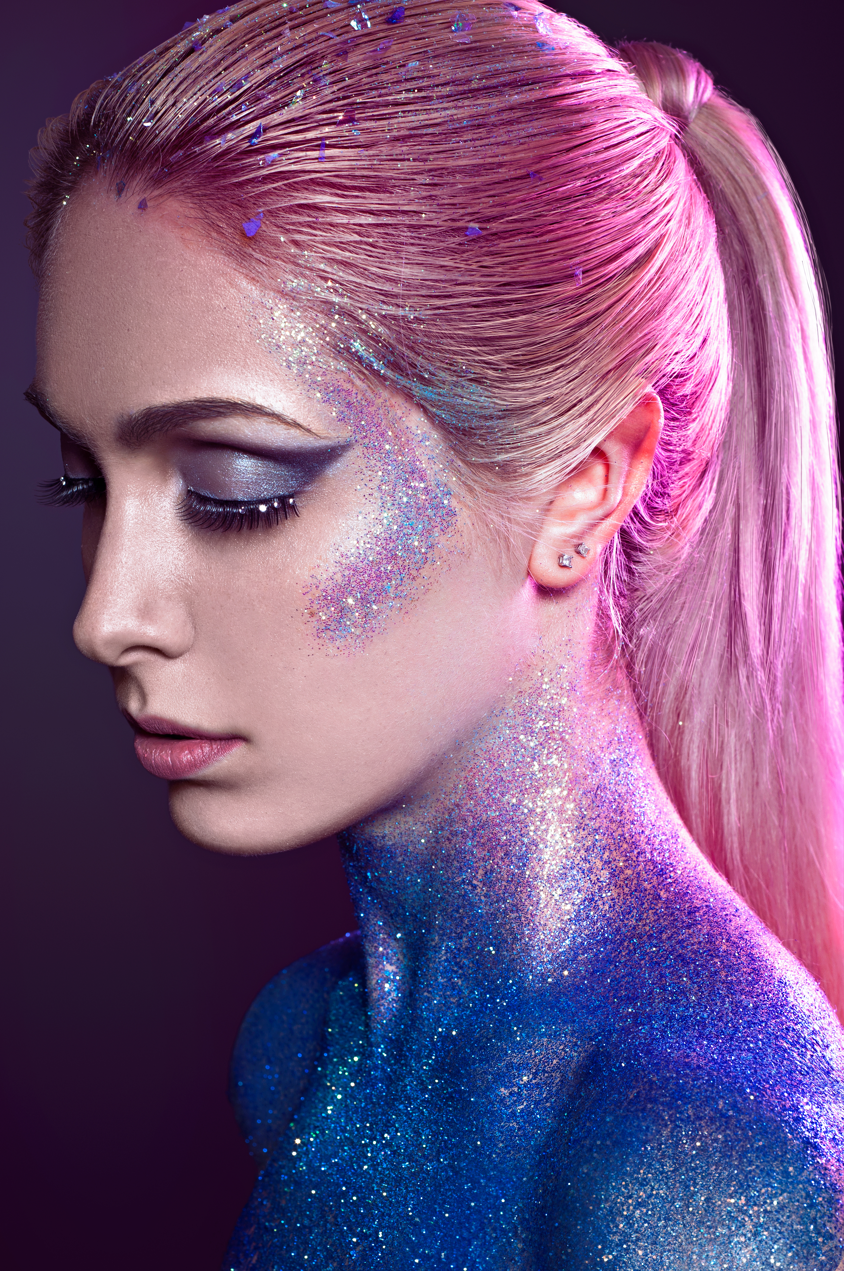 Laura Bello (Ariadnephotography) - Julia Icone - makeup:styling by photographer
