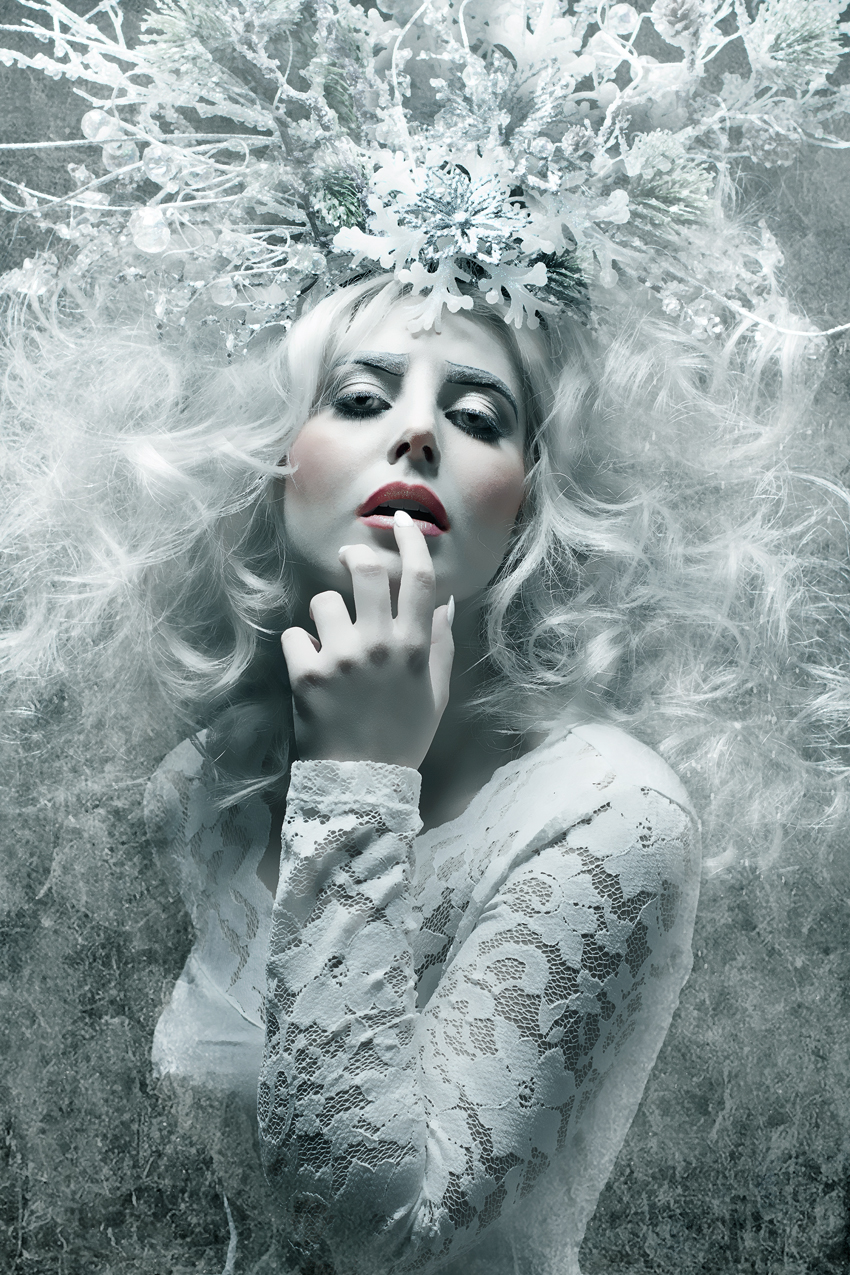Carlos Santos (MasArtMag) - Krysta Marie - hair makeup Crystal Cakeface (altcrystalcakeface)