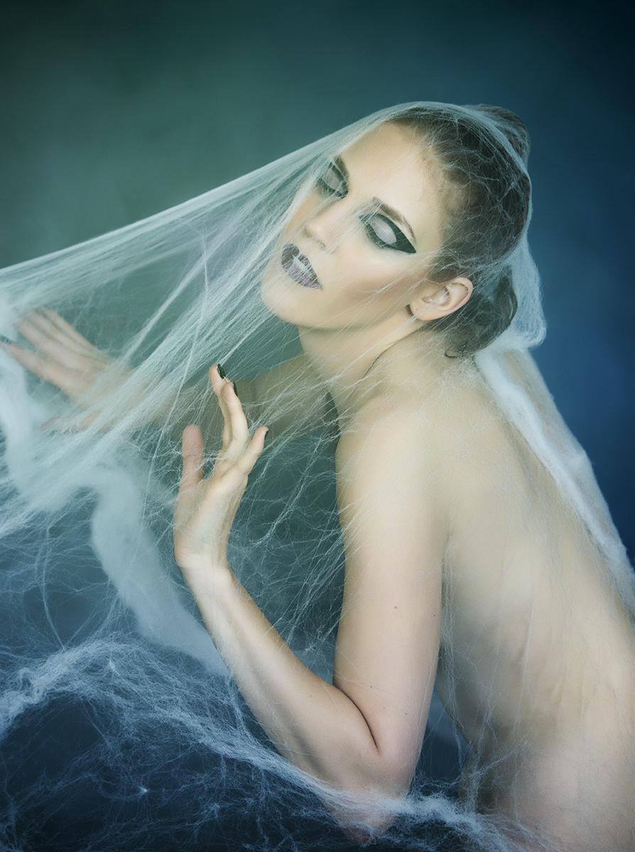 April Albaugh - Marie Sirena - makeup Katrina King - Cocoon