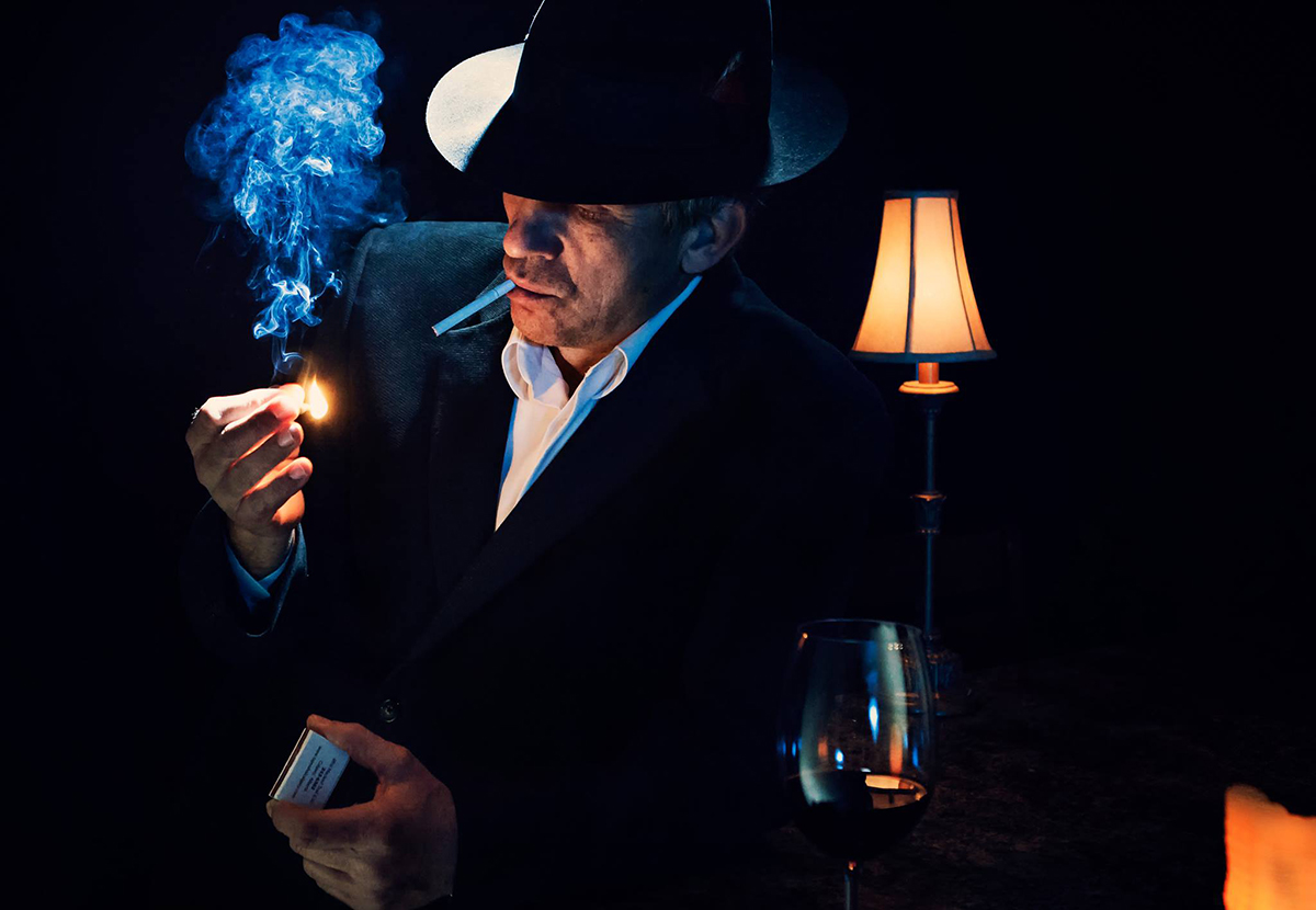 George Dimitrov - model photogu0027s father - inspiration Fabian Perezu0027s Man Lighting Cigarette II & Fabian Perez inspires George Dimitrov u2022 Dark Beauty azcodes.com