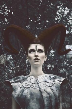 Marcin Nagraba - Ashi Monster - makeup Pani Marta Szumigaj - designer Agnieszka Osipa - The Ritual Warrior