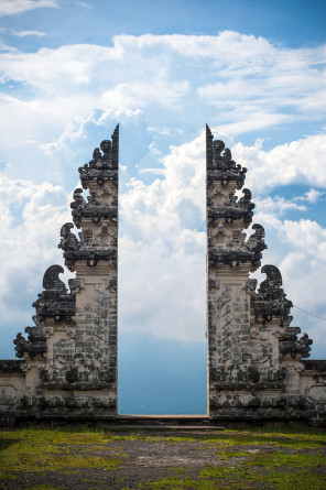 Pura Lempuyang Door - Bali, Indonesia