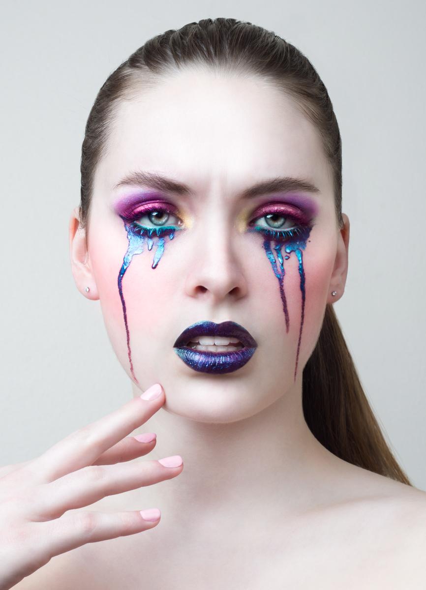 Olivia Lazer - McKenzie Wilson - makeup Lis Krebs - Cry Baby