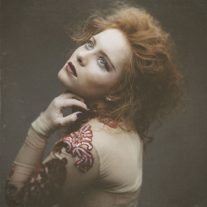 Oxana Mazur - Freya Wordsworth - hair makeup Tor Herlock - design Molly Mishi May