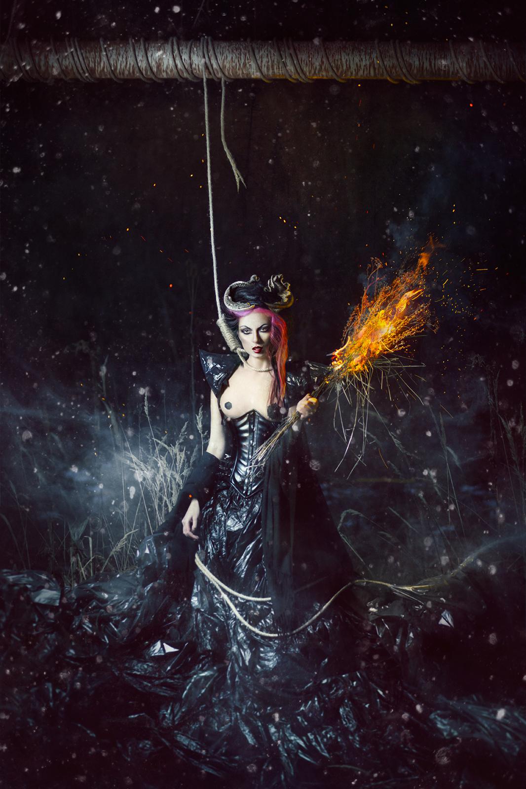 Marius Sachtikus - Ewel Official - stylist Zuzana D. - Join Me in the Death