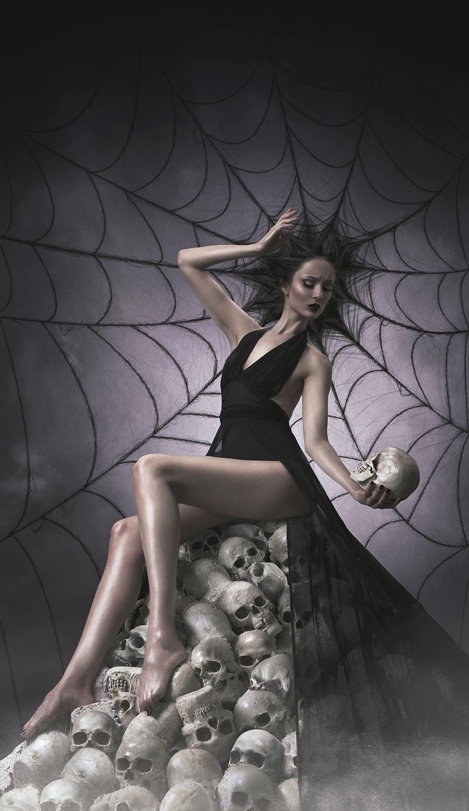 Michelle Monique - Arachne's Curse