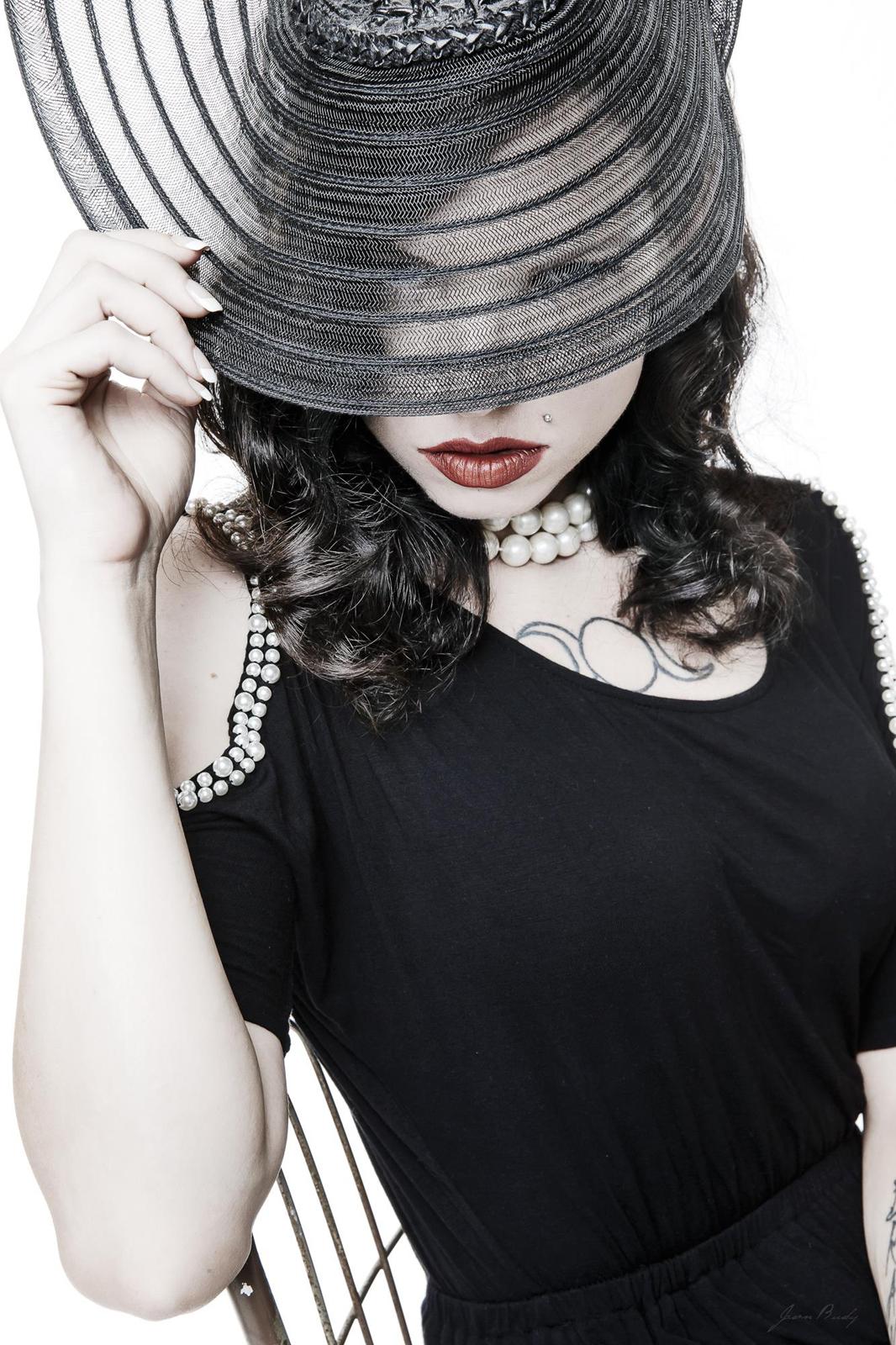 Jason Busby - Lace Grainger - hair Marc Anthony Godsey - makeup Meghan Rae - headpiece Miss G Designs