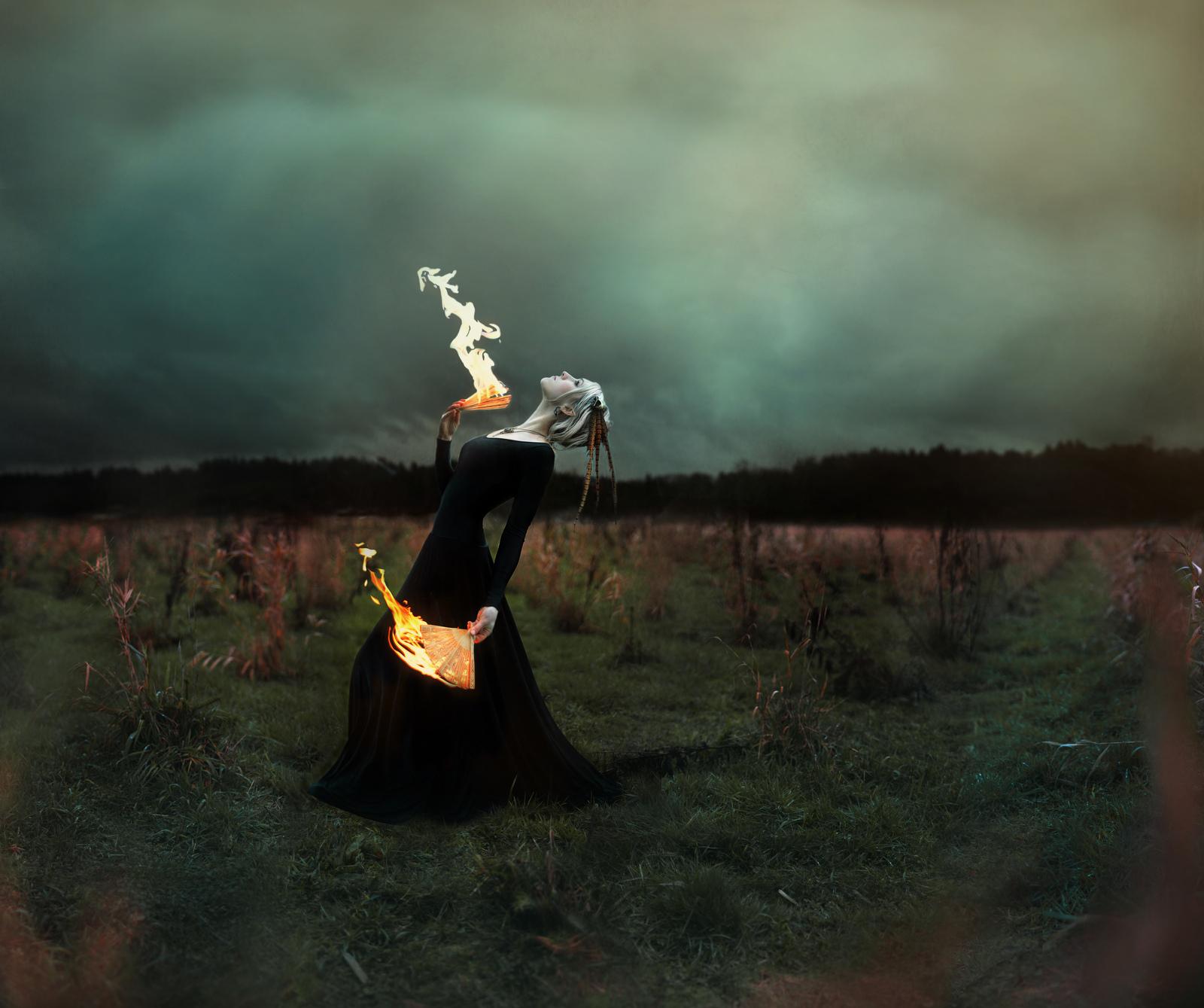 Kindra Nikole - March of the Fire Plains