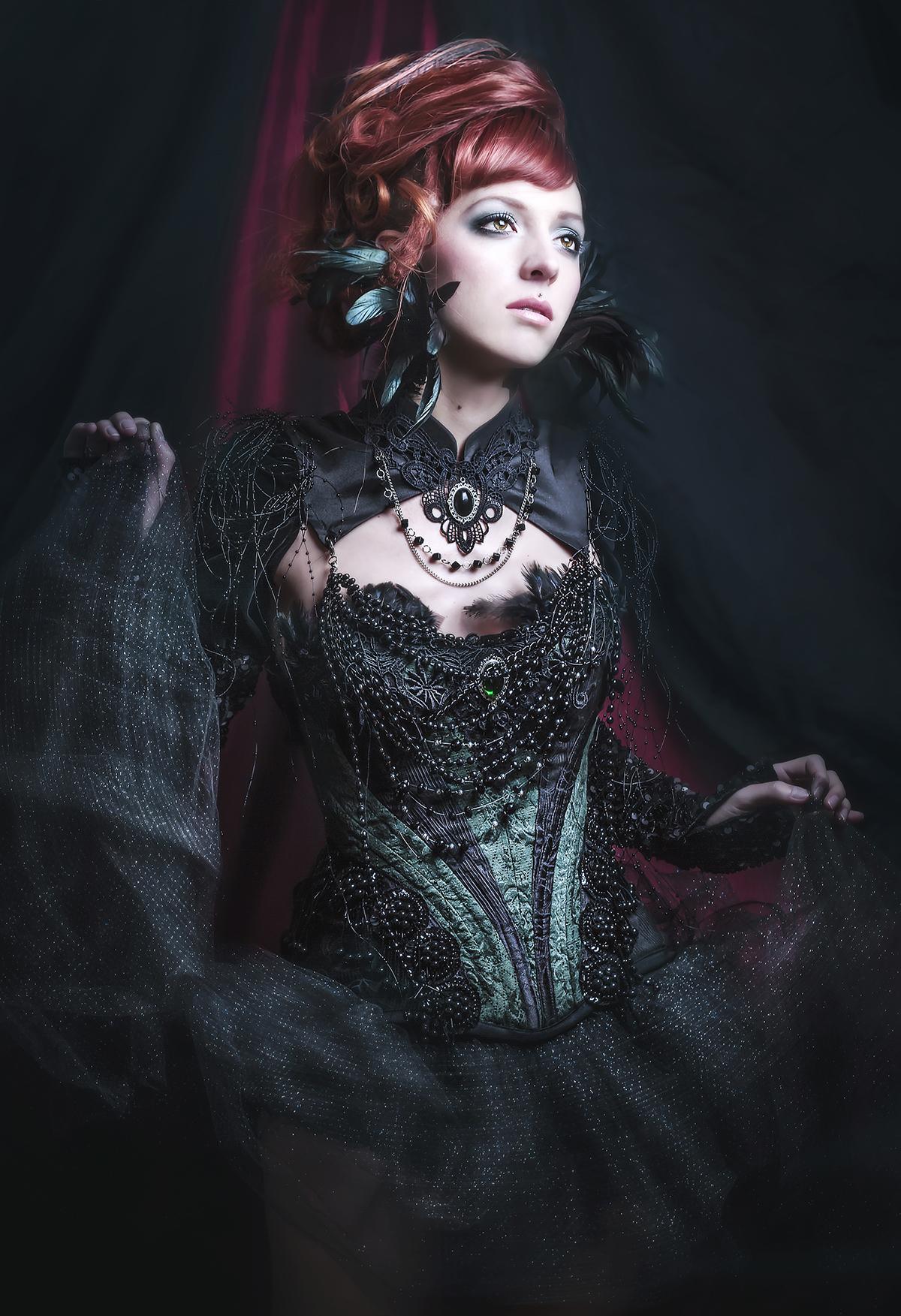 Laetitia Orsini - Marion - hair Vincent Morin - makeup Laetitia Quillery - stylist Manon Verret