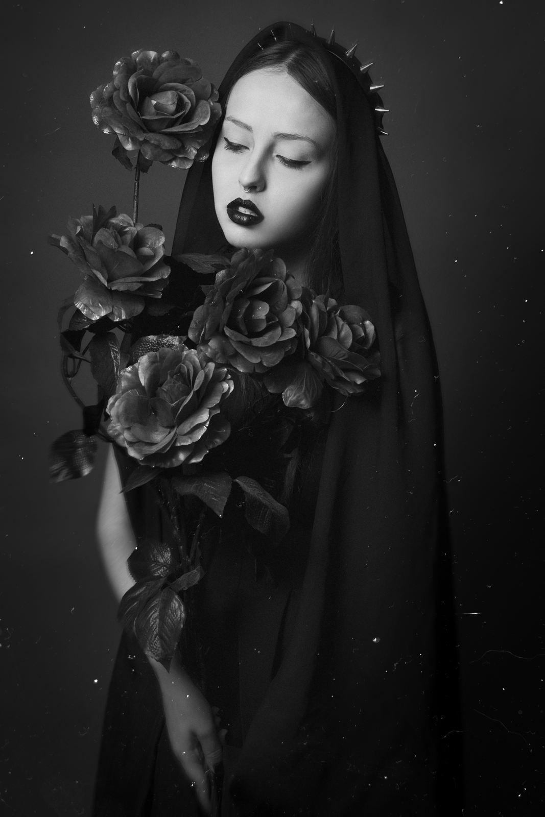 Kristina Gaysherik • Dark Beauty