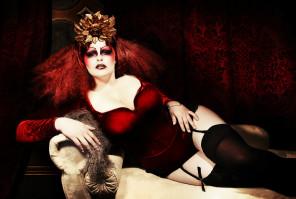 My Boudoir - Make-Over Boudoir Photography (Nicola Grimshaw-Mitchell) - Evie Wolfe (Katherine Wilkinson) - hair:makeup Sarah Elliott Hair and Makeup Artist