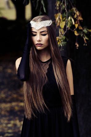 Silvija Kuzet Photography - Madeleine Pedersen - Dark Romance