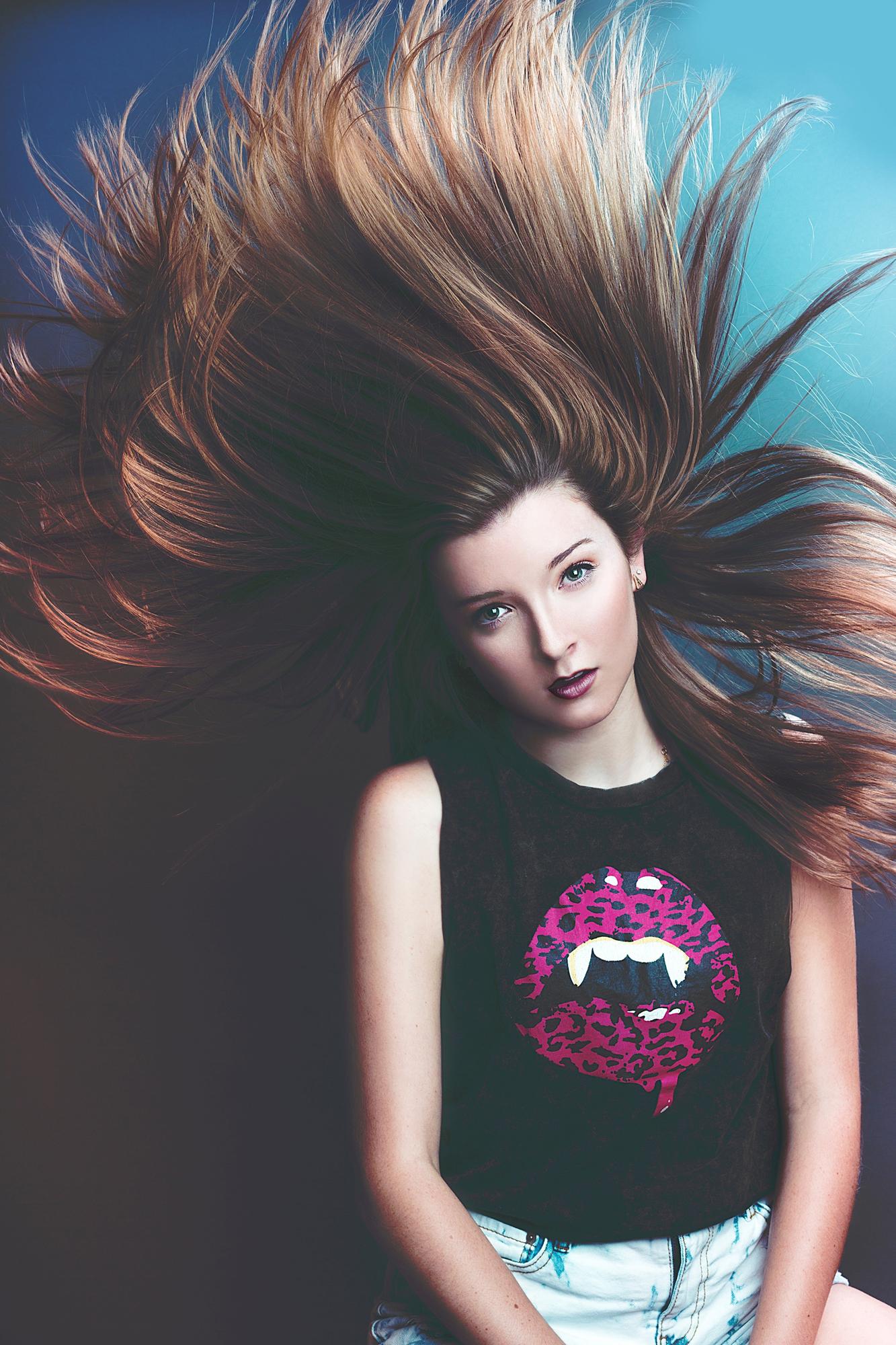 Harana Zhang (PARANA Studio) - Lindsay Christie - hair makeup Jennifer Beverly - lighting Corday Cardwell - retoucher by photog and lighting
