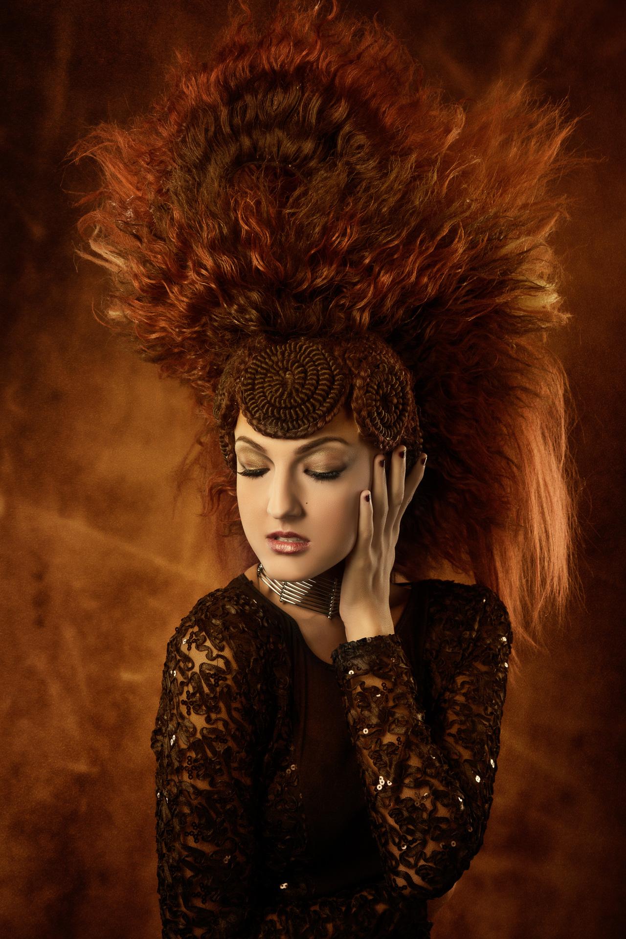 Jack Zucker Photography - hair Karen Baxter-Feliciano - makeup Christine Juricsisn - hair assist Dominique Todaro - set styling Sandra Lester