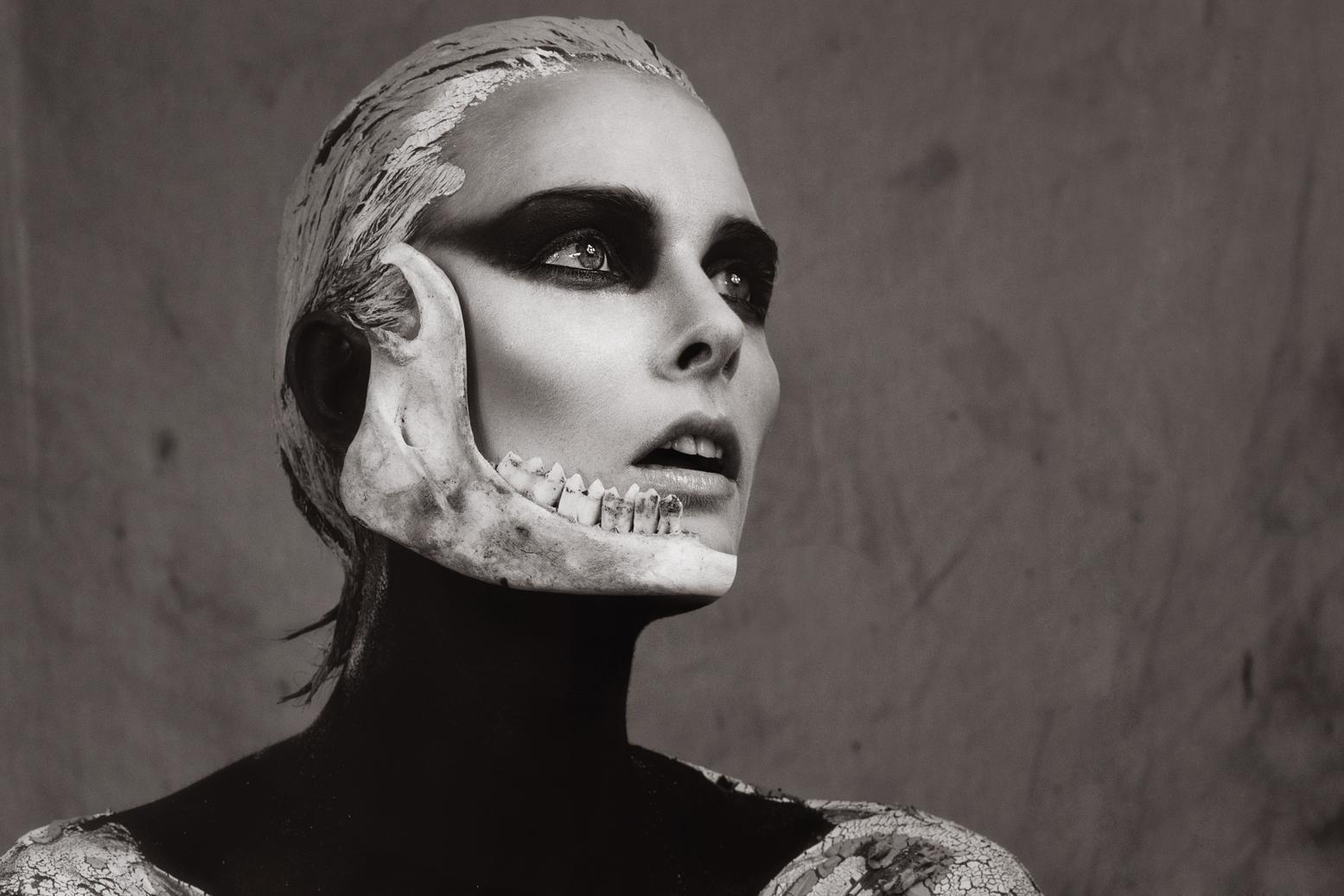 Salleh Sparrow (SallehSparrow) - model is photog (SallehSparrowModelling) - makeup James Minahan (makeupartistbirmingham)