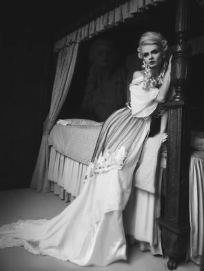 Magic Owen Photography - hair makeup Sabina Yunusova - designer Faith McGary