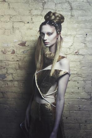 Paul Bradley Photography - Jacey Galloway - design Jamie Lam & Sarah Mohr