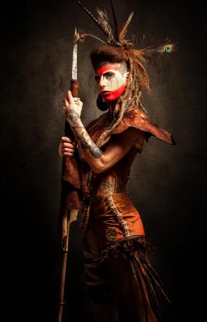 4 Warped Galerie - VidalocaModel4u - hair Marie Ausina (ausina.marie) - makeup Audrey Pech - stylist Droops Creation Fanpage