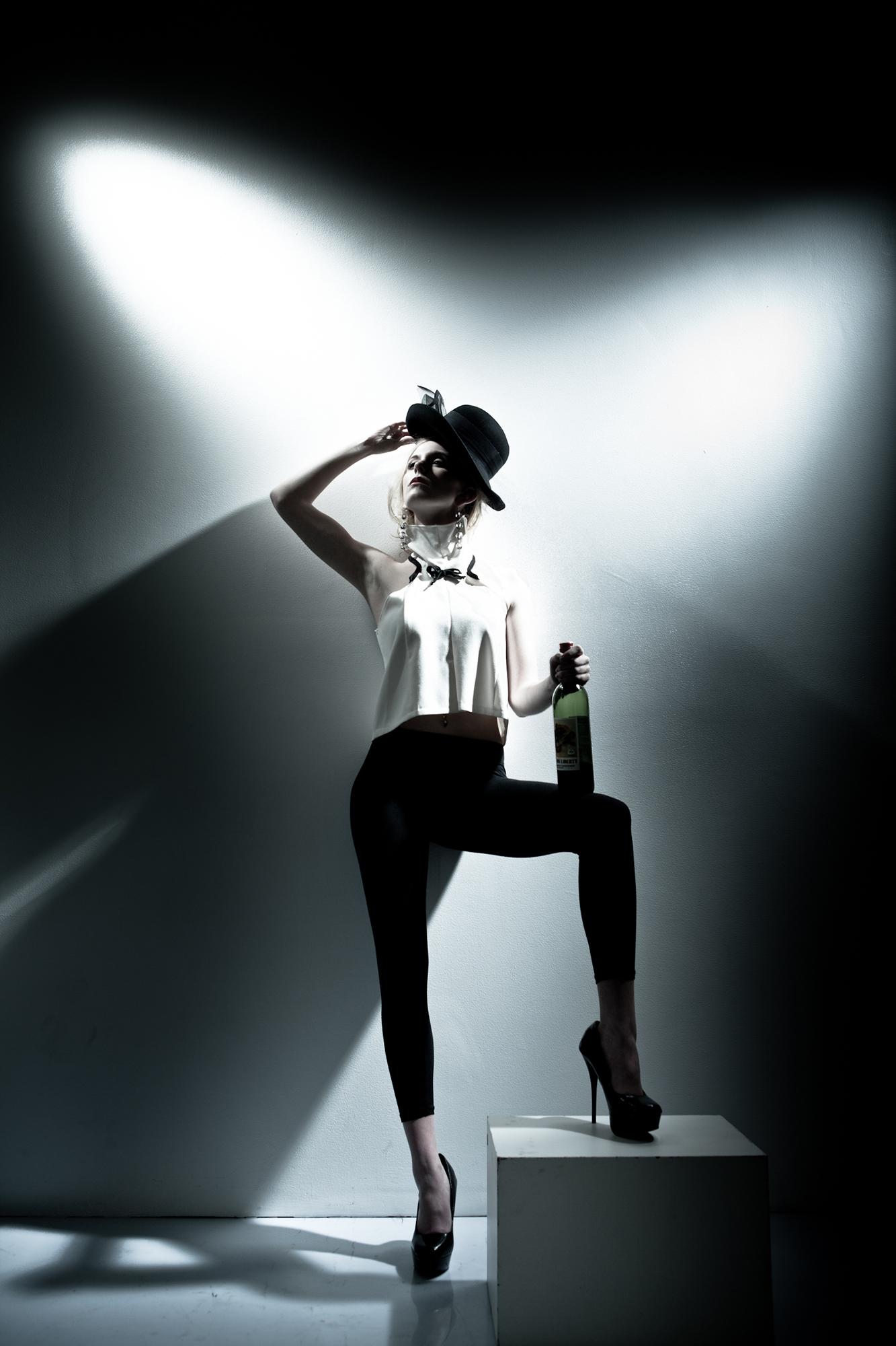 Dominic Chow - Drea Elizabeth @ Model Club Inc - hair Kristen Walsh - makeup Estela Hernandez - wardrobe Amanda Lalite - accessories Sasha Mystique