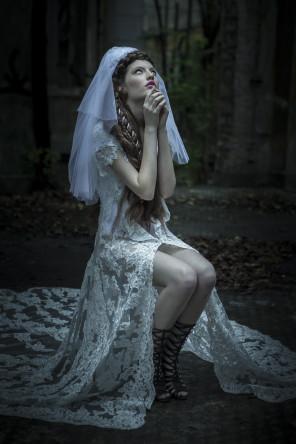Marcio Norris - Lidia Elsenbach @ L'Equipe Agency - makeup Camilia de Moraes - designer Pamella Perin
