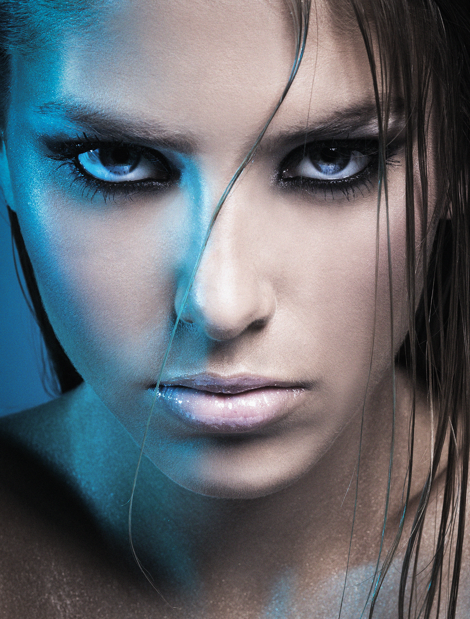 Nati Keren - Yam Navarsky - makeup Ofer Levin