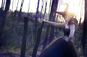 Nicole Berg (DreamOrchid) - Maranda Rose Lampe - makeup Heather Agold - headpiece Sylva Hattington