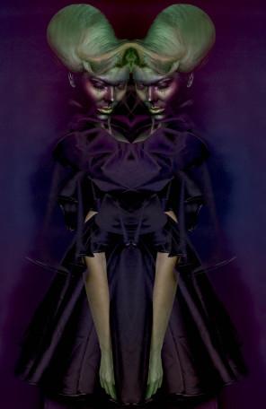 Sarina Mannaert (PhotographyBySarina) - Imke Pauwels - hair Linda Celesta - makeup by photog (MakeUpSarina)
