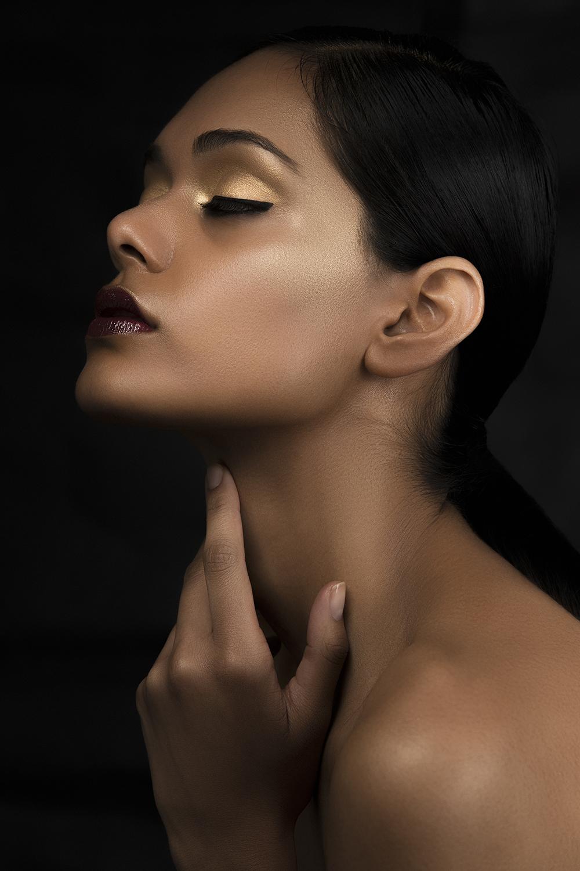 Steven Markham - Zinnia Jothi Janif - hair makeup Danielle Murrihy Mua