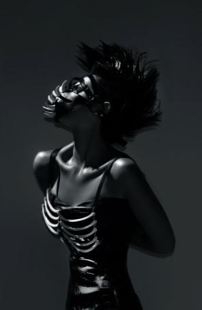 Ashley Joncas Visual Arts (artofashley) - stylist concept by photog