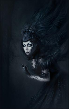 Bathoriya - model and retoucher is photog - Mesmerism