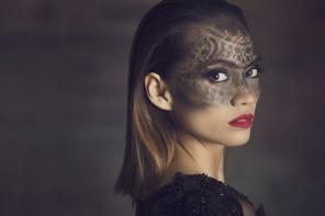 Beautography Australia - Renera Thompson (Miss Grand Australia 2014) - hair Remzi - makeup Armani