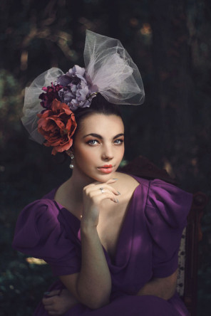 Gabrielle Daylor - Olivia Daylor - hair makeup stylist is photog