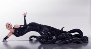 MPM7 (artofmpm7) - Gina Harrison - designer Dead Lotus Couture - retoucher Nange Magro