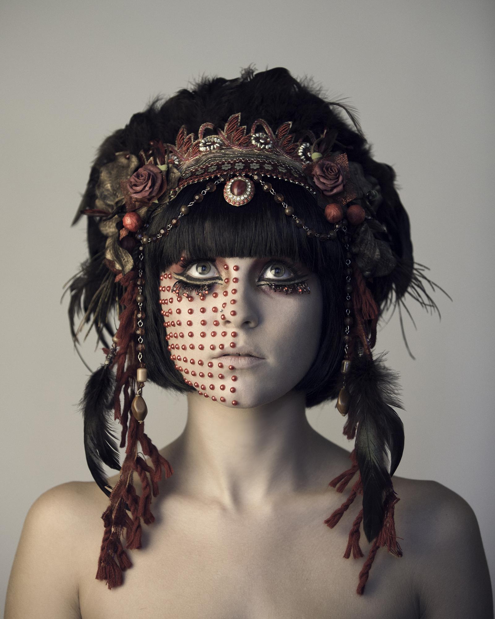 Voodoo Makeup Mugeek Vidalondon