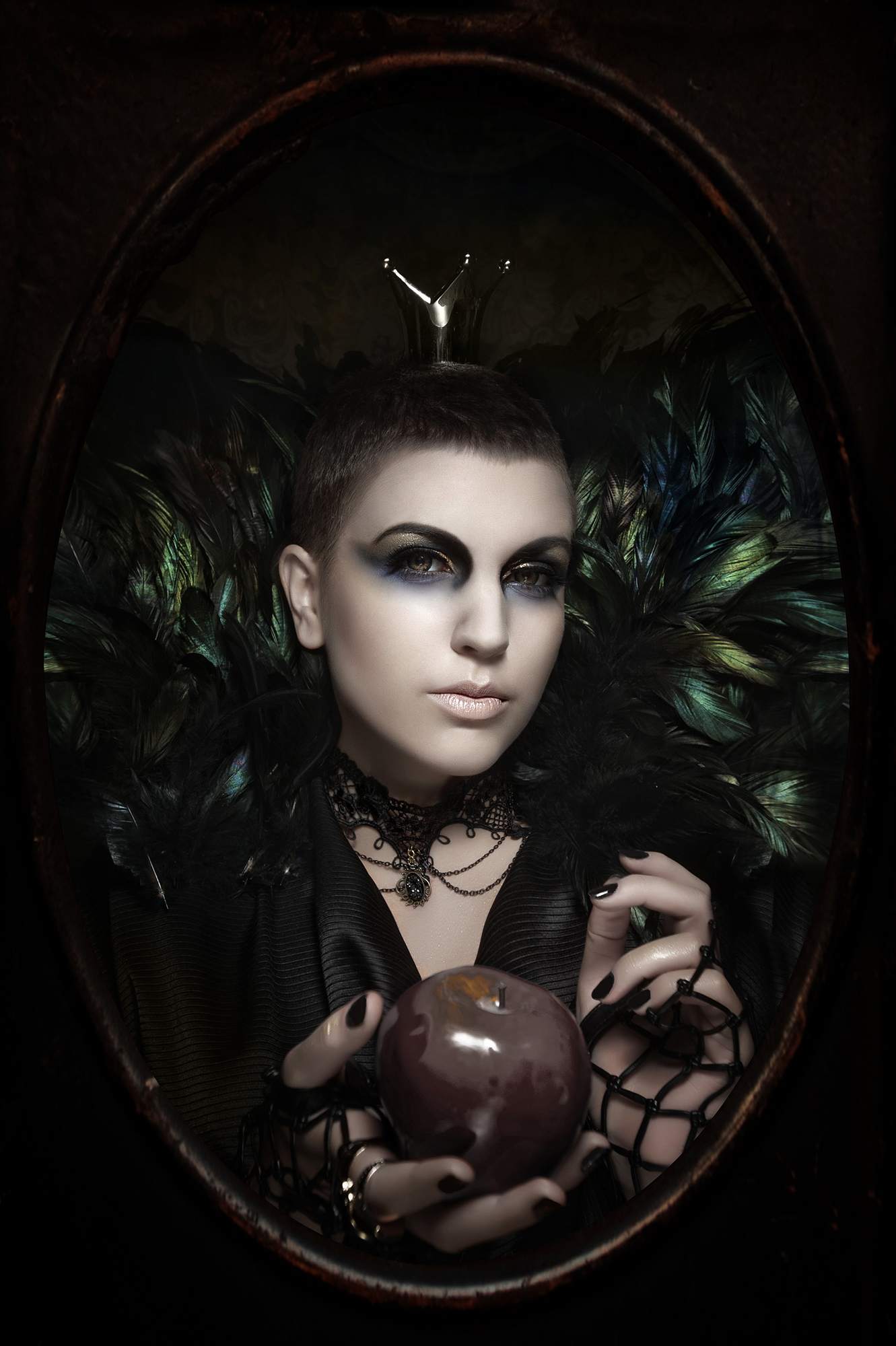Sylwia Makris - Adea Shabani - hair makeup and stylist Moni Gutezeit