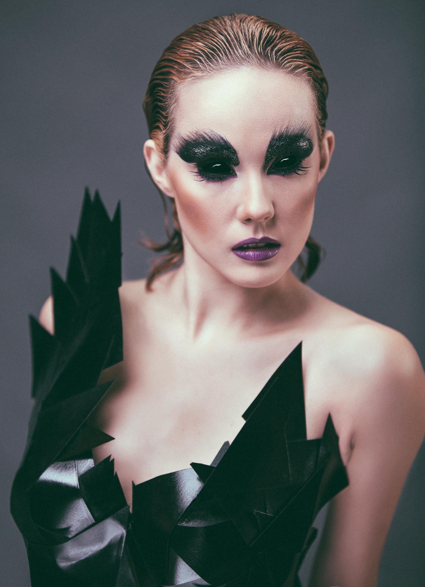 Gary Barragan Photo - Olivia Roebuck - makeup Isidro Valencia - designer Raina Trimble - ast Joey Goldsmith