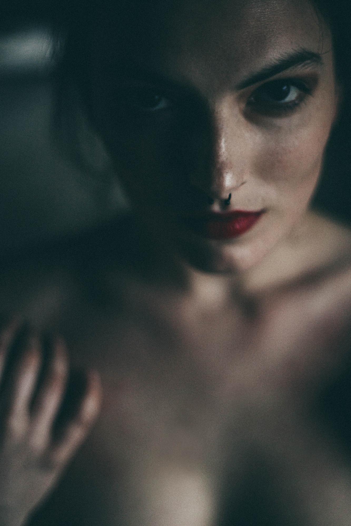 Gaz Harbuz (harbuzenger) - Sara Christy - makeup Cathy Entwisle (makeupbycathy1)