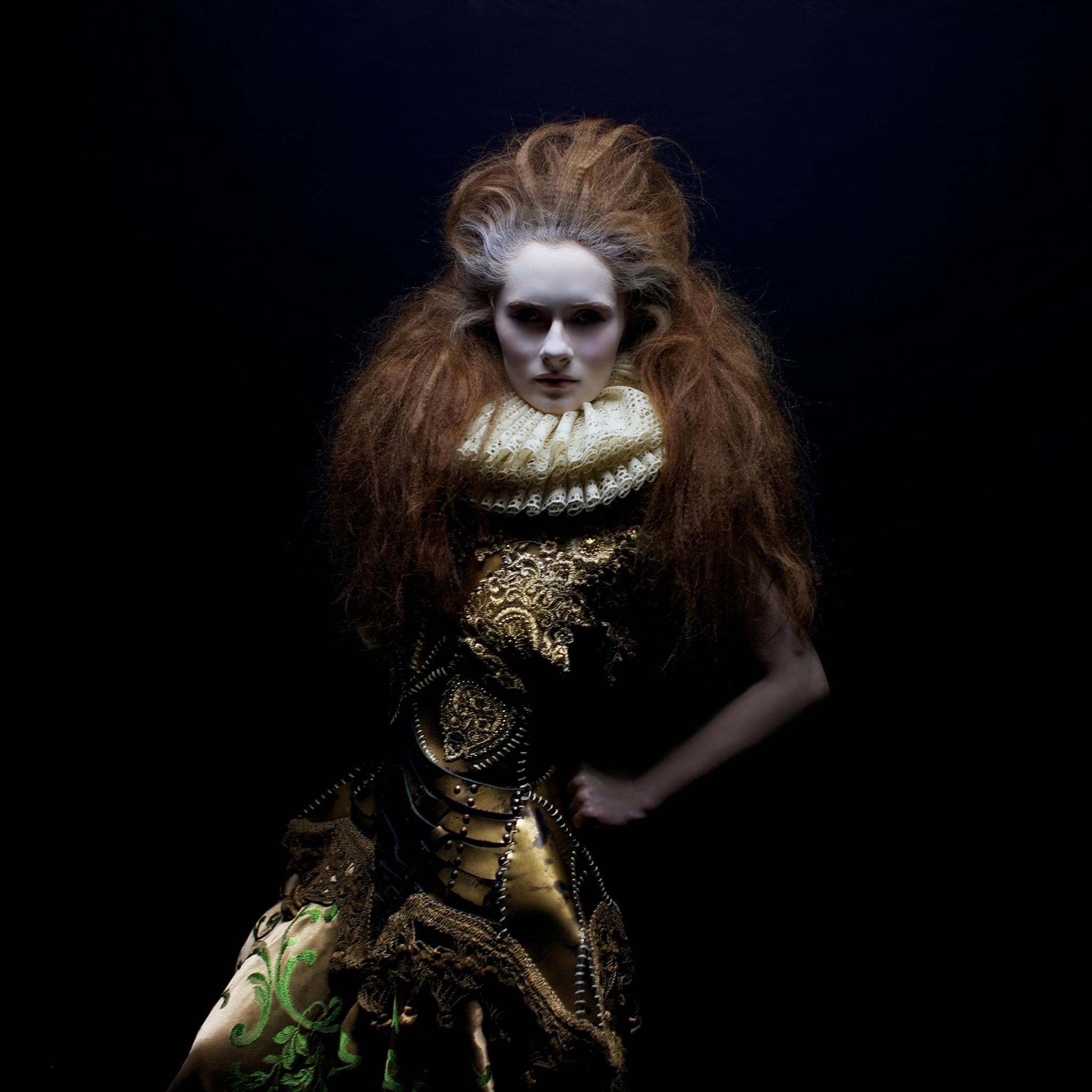 Helen Warner Photography - Tasha Swan - designer Agnieszka Osipa Costumes - Personal Armour