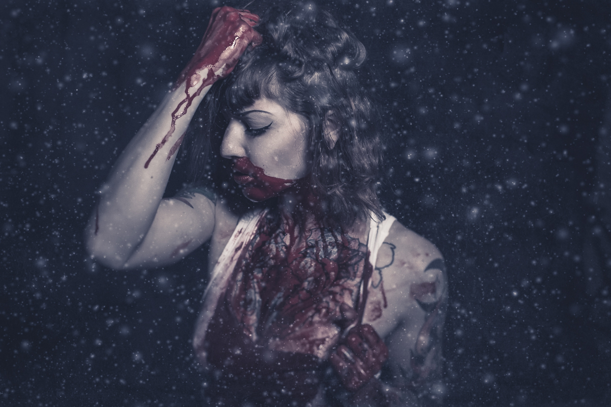 Jason Busby Photography - Little Princess Rae - Blood