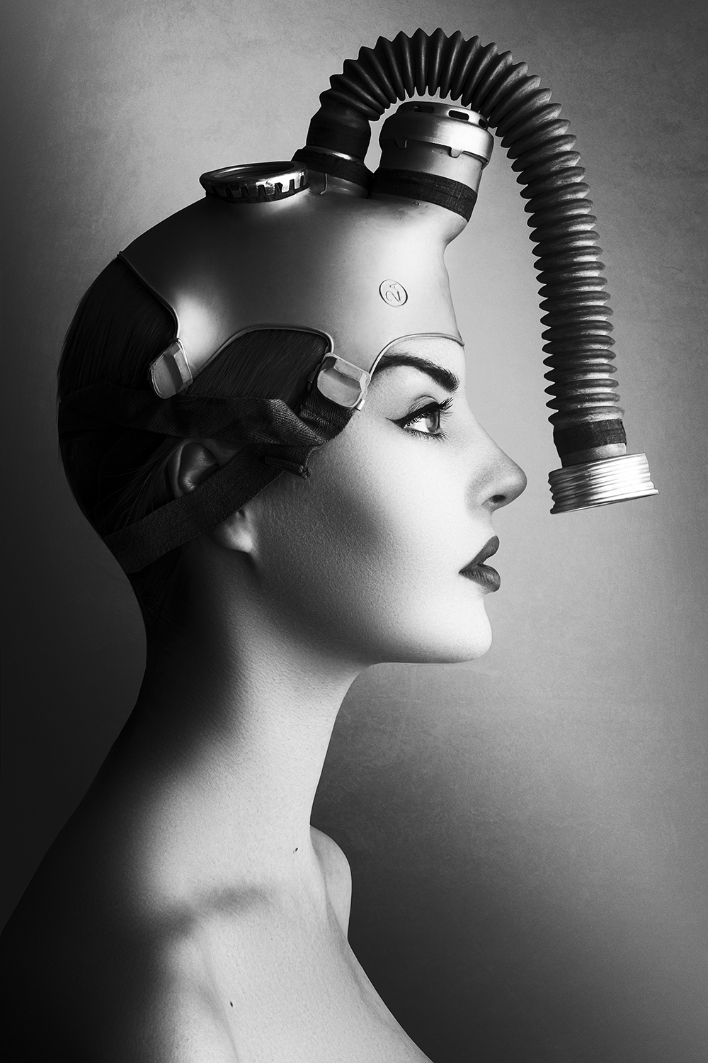 Marc Lamey - Audrey Dufour (audrey.elyksir) - makeup by model