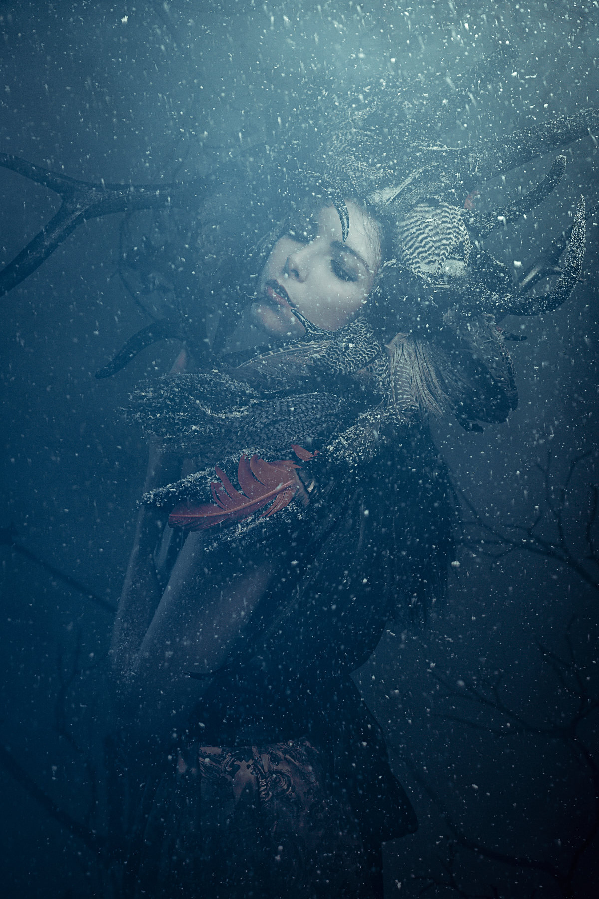 Martin Strauss - Francesca Fiore - mask Posh Fairytale Couture - ast Andrea Fleckenstein