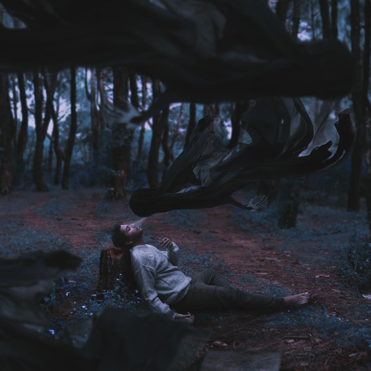 Naman Verma - The Dementor's Kiss
